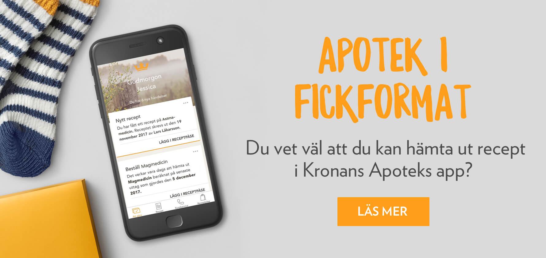 kronans app